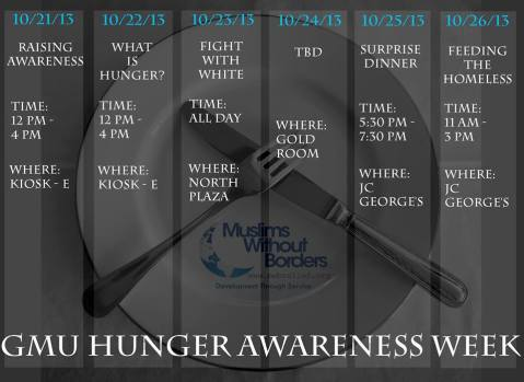 hunger awareness